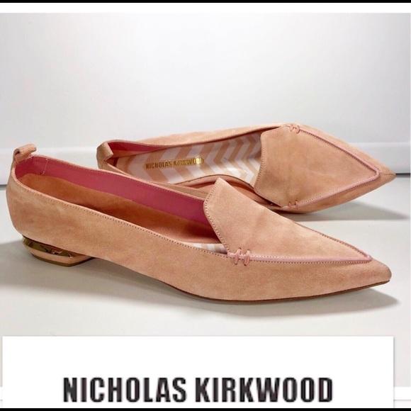 nicholas kirkwood beya pink